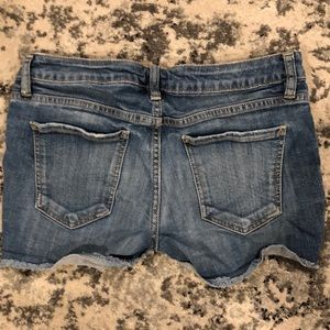 Shorts - Distressed Ripped Jean Shorts Cut Offs Daisy Dukes